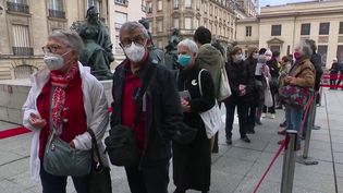 Culture : le musée d'Orsay a rouvert ses portes au public (France 2)