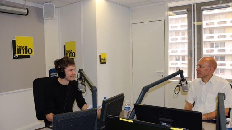 (Bruno Denaes Radio France)