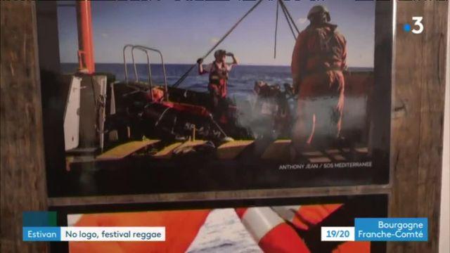 SOS Méditerranée au No Logo Festival