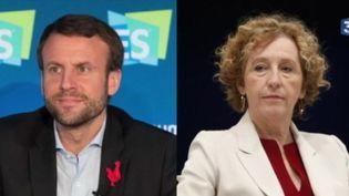 Des juges d'instruction vont enquêter sur le déplacement d'Emmanuel Macron, alors ministre de l'Économie, à Las Vegas en janvier 2016. (FRANCE 3)