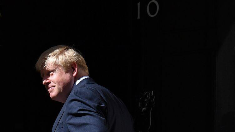 Le Premier ministre britannique, Boris Johnson, le 24 juillet 2019. (BEN STANSALL / AFP)