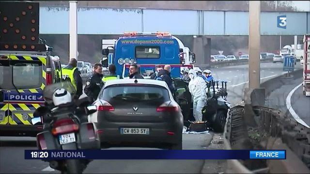 Paris : le braqueur qui a fauché l'enfant de six ans en garde à vue