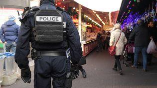 Le marché de Noël de Strasbourg, le 20 décembre 2016 (PATRICK HERTZOG / AFP)
