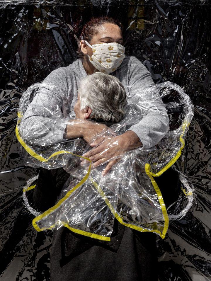 Photo de Mads Nissen, World Press Photo 2021 (MADS NISSEN/ POLITIKEN/ PANOS PICTURES / WPP /  HANDOUT / MAXPPP)