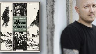 """Le rapport de Brodeck"" (Dargaud) Manu Larcenet  (Dargaud)"