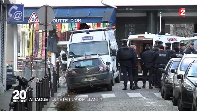 Attaque du commissariat de la Goutte-d'Or : l'assaillant était connu de la police