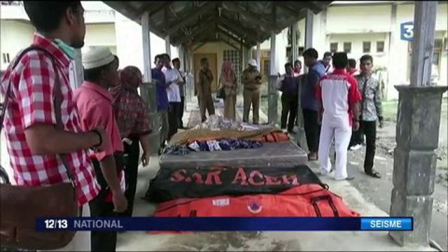 L'Indonésie frappée par un séisme meurtrier