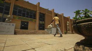 Le musée national du Soudan regroupe plus de 2 700 objets. (ASHRAF SHAZLY / AFP)