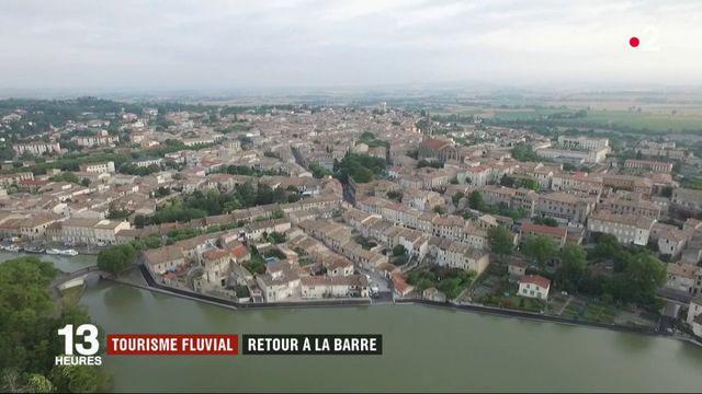 Tourisme : le canal du Midi, une croisière très prisée