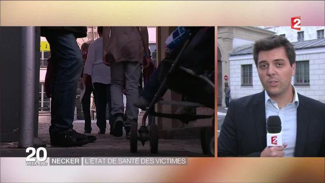 Foudre à Paris : six des 11 victimes sont sorites de l'hôpital