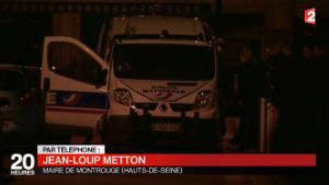 Une ceinture d'explosifs retrouvé  dans une poubelle à Montrouge