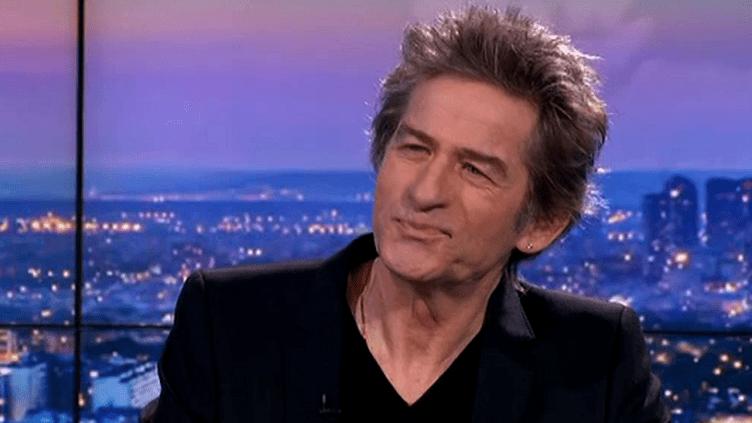 Hubert-Félix Thiéfaine, invité du Grand Soir 3  (France 3)