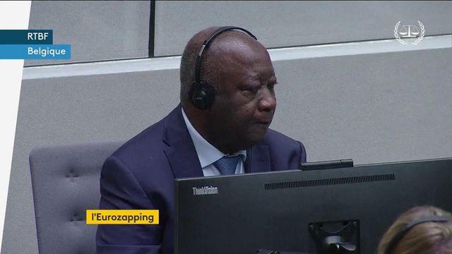 Eurozapping : le départ de Laurent Gbagbo et une pollution persistante des sols font la Une de l'actualité