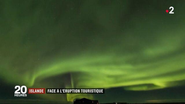 l'Islande face à l'éruption touristique
