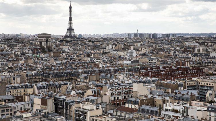 Paris, le 29 mars 2020. (ALEXIS SCIARD / MAXPPP)
