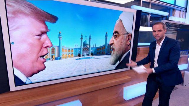 Etats-Unis : Donald Trump calme le jeu avec l'Iran