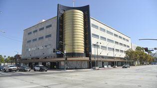L'Academy Museum of Motion Pictures, nouveau musée du cinéma de Los Angeles (21 septembre 2021) (RICHARD SHOTWELL / AP / SIPA)