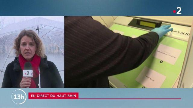 Covid-19 : à Mulhouse des municipales sous haute surveillance
