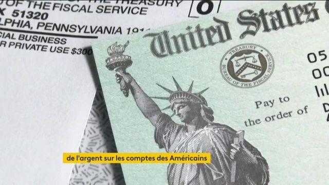 États-Unis : une aide financière pour des millions de ménages américains