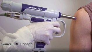 Covid-19 : ce vaccin sans aiguille que s'apprête à utiliser l'Inde (France 2)