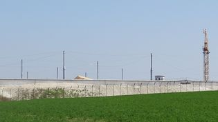 La prison de Vendin-le-Vieil (Pas-de-Calais) peut accueillir 250 détenus. (JÉRÉMY-GÜNTHER-HEINZ JÄHNICK / WIKIMEDIA COMMONS)