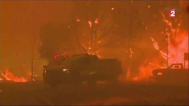 Incendies : Los Angeles menacé