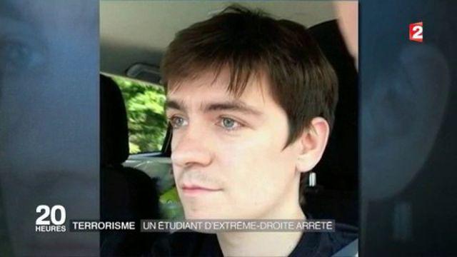 Attentat à Québec : un étudiant d'extrême-droite arrêté