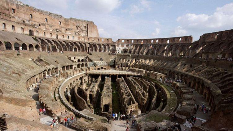 Le Colisée de Rome en juillet 2014.  (Manuel Cohen/AFP)