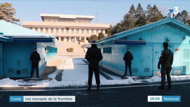 Corée : ces rescapés qui ont pu franchir la frontière