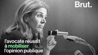VIDEO. Avocate militante, on vous raconte l'histoire de Gisèle Halimi (BRUT)