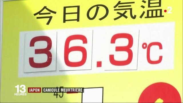Japon : les canicules répétées pourrait impacter l'organisation des Jeux olympiques