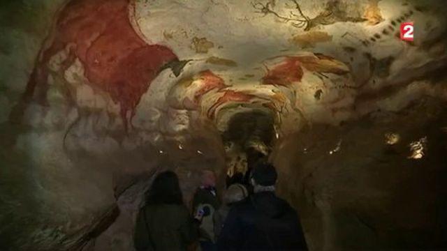 Dordogne : Lascaux, la grotte du vivant