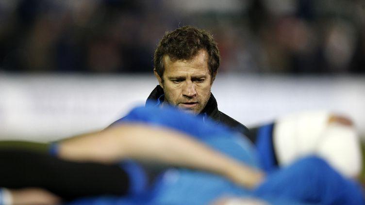Fabien Galthié (ADRIAN DENNIS / AFP)