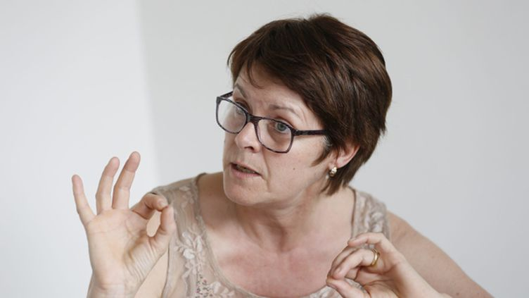 (Françoise Marthe, présidente du Syndicat de la magistrature, a finalement été renvoyée en correctionnelle © Maxppp)