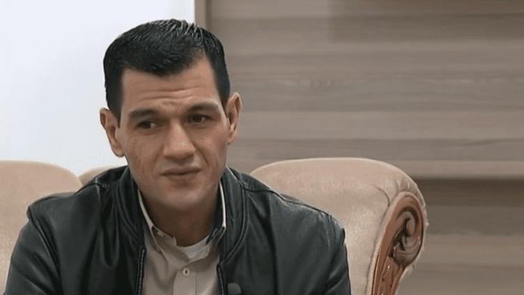 Le père d'Aylan Kurdi s'est confié au micro de France 2. (FRANCE 2)