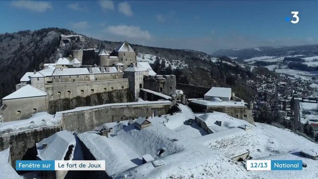 Doubs : le château de Joux, la prison de Toussaint Louverture et du comte de Mirabeau