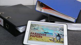 """L'ICIJ a publié, dimanche 5 novembre, les premières révélations de sa nouvelle enquête, """"Paradise Papers"""". (JEAN-FRAN?OIS FREY / MAXPPP)"""
