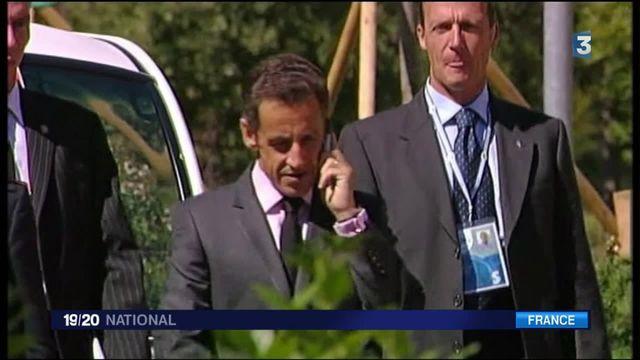 Nicolas Sarkozy joue en partie son avenir politique