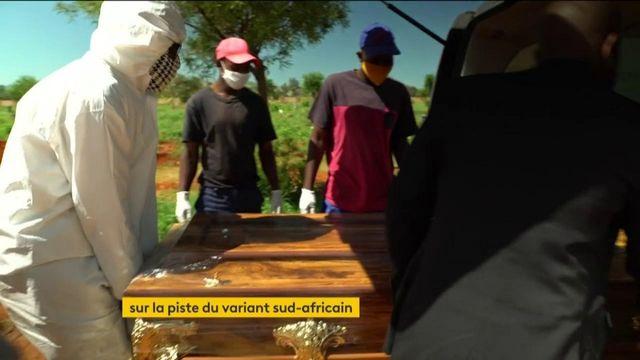 Afrique du Sud : les autorités confrontées à la dangerosité du variant du Covid-19