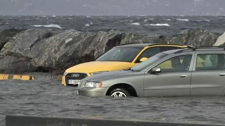 Climat : la montée des eaux inévitable selon les scientifiques (FRANCE 3)