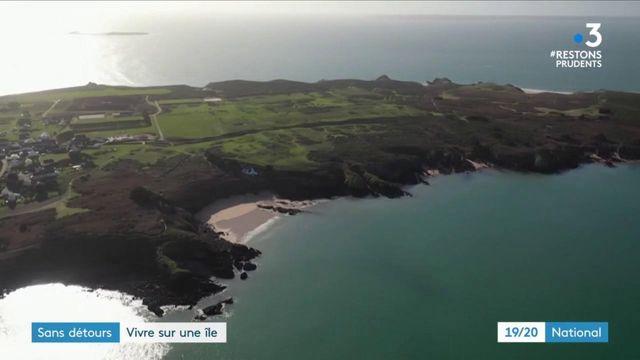 Morbihan : à la découverte du quotidien isolé des habitants de l'île de Houat