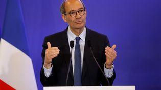Le député Les Républicains Éric Woerth. (PATRICK KOVARIK / AFP)