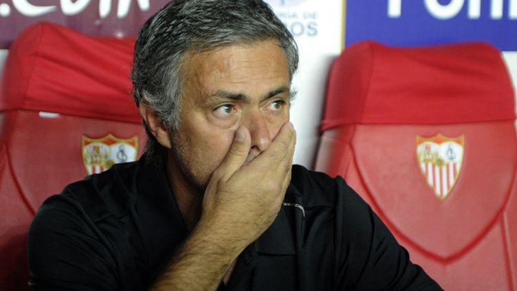 José Mourinho (CRISTINA QUICLER / AFP)