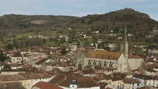 Patrimoine : Saint-Antonin-Noble-Val, perle médiévale de Midi-Pyrénées (FRANCE 2)
