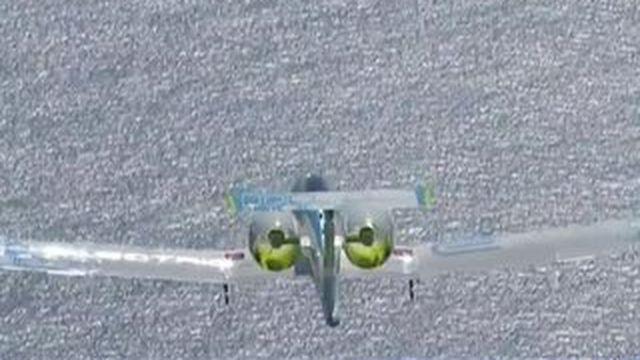 Airbus a fait voler son avion électrique