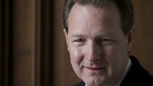 Le député Lionel Tardy, le 21 mars 2013 à Annecy (Haute-Savoie). (PATRICE COPPEE / AFP)