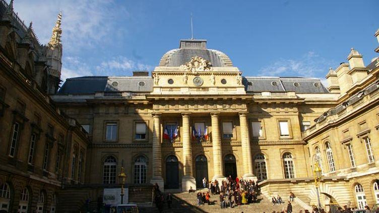 (Le jugement a été rendu par le tribunal correctionnel de Paris © RF/  Nathanael Charbonnier)