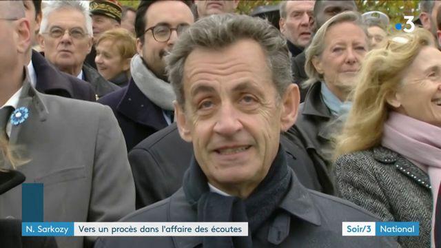Nicolas Sarkozy : vers un procès dans l'affaire des écoutes