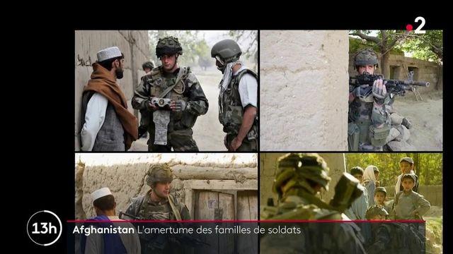 Afghanistan : la désolation des familles de soldats