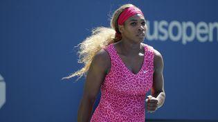 L'Américaine et N.1 mondial Serena Williams (KENA BETANCUR / AFP)
